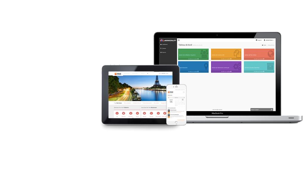 emunicipality responsive website