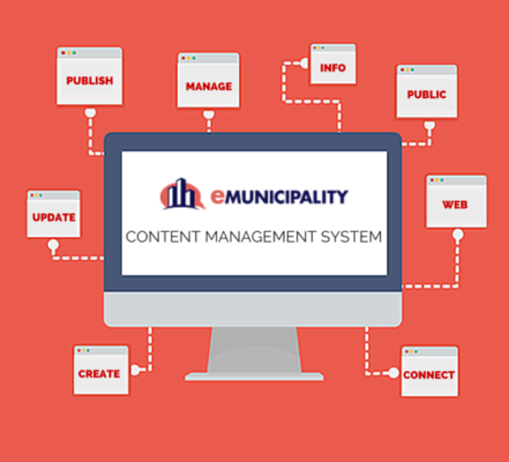 eMunicipality Content management system